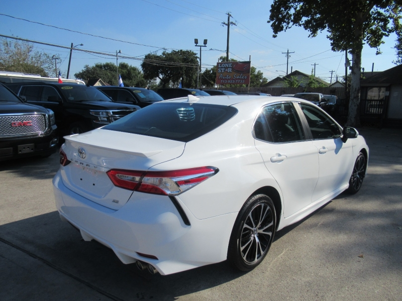Toyota Camry 2020 price $4,995