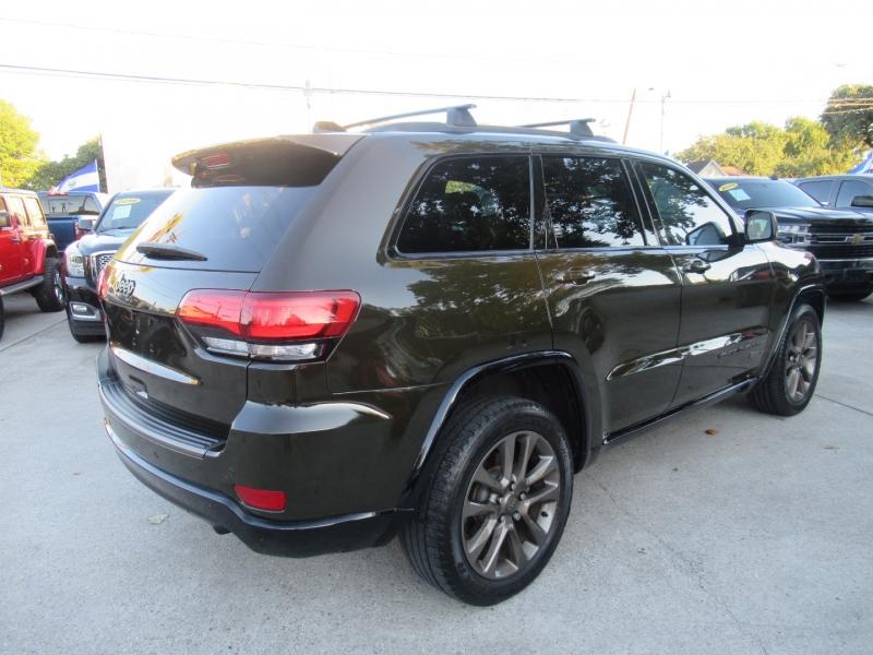 Jeep Grand Cherokee 2016 price $4,495