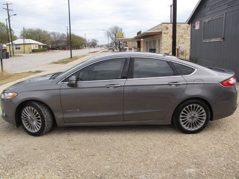 Ford Fusion Hybrid 2014 price $5,999