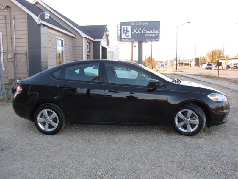 Dodge Dart 2016 price $7,999