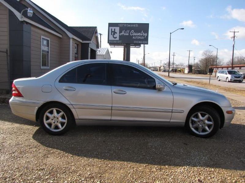 Mercedes-Benz C-Class 2002 price $3,999