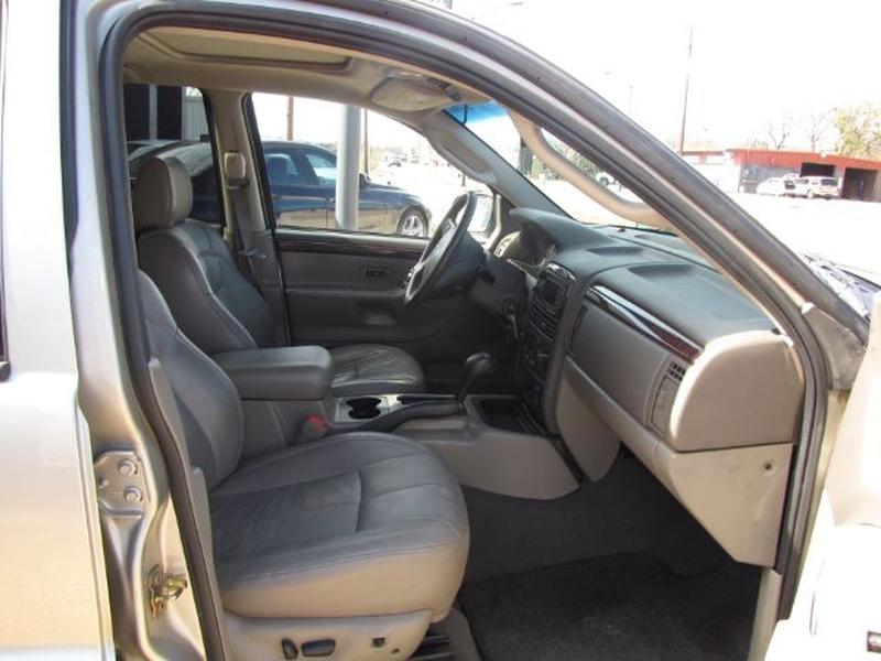 Jeep Grand Cherokee 2004 price $5,000