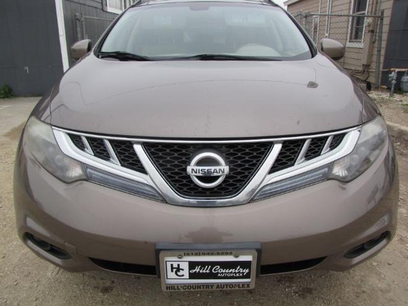 Nissan Murano 2012 price $10,000