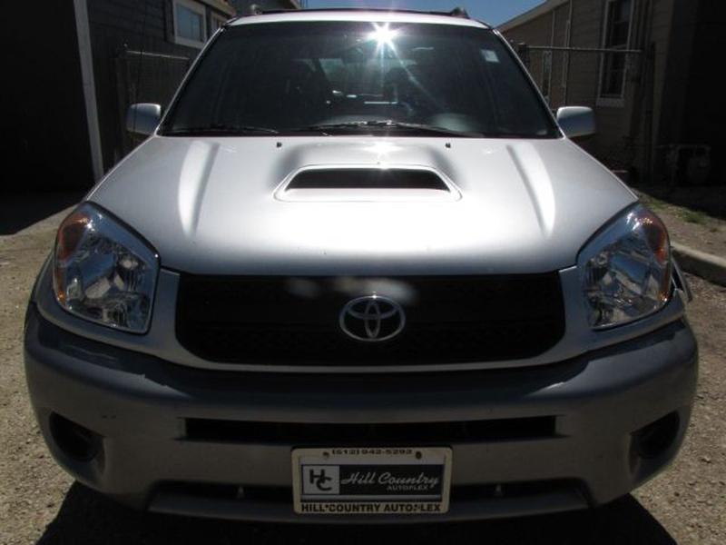 Toyota RAV4 2004 price $7,999 Cash