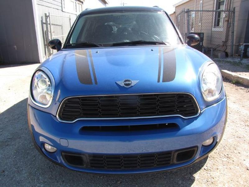 Mini Cooper Countryman 2012 price $8,999 Cash