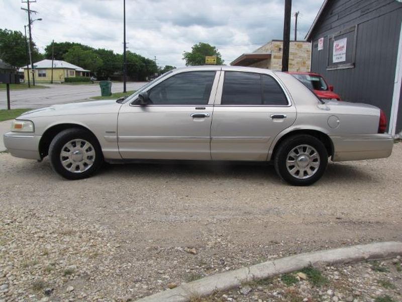 Mercury Grand Marquis 2006 price $4,999 Cash