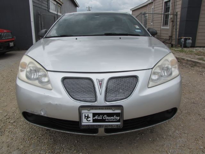Pontiac G6 2006 price $9,999 Cash