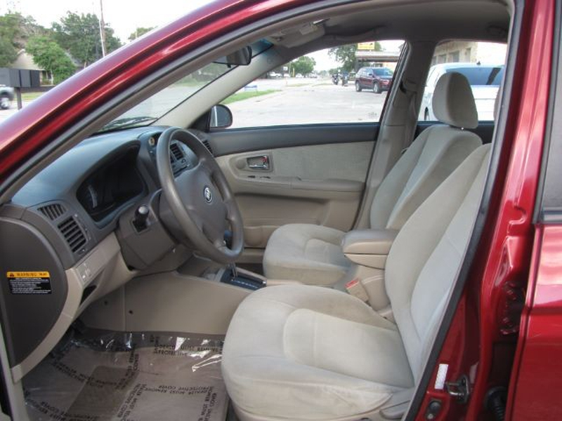 Kia Spectra 2007 price $5,000 Cash