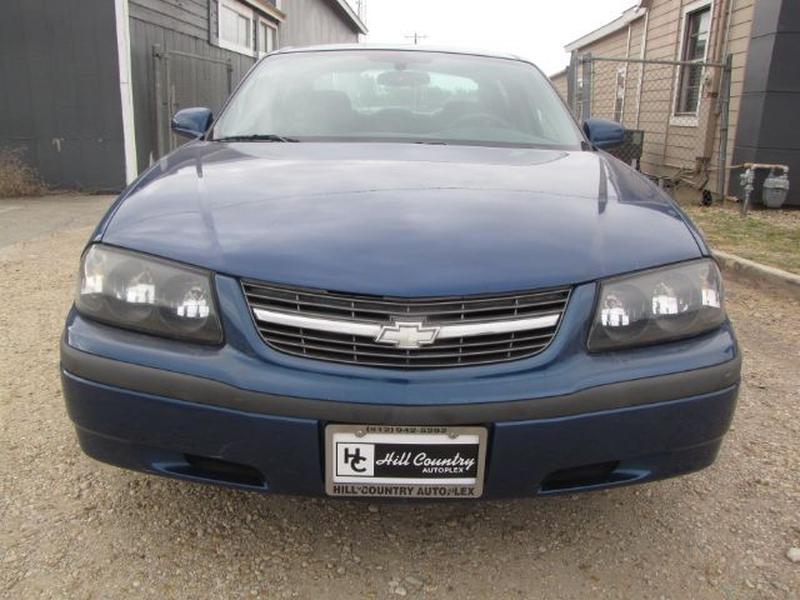 Chevrolet Impala Police Pkg 2005 price $10,000 Cash