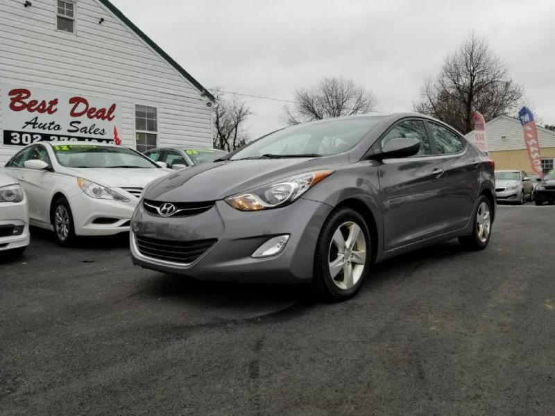 Hyundai Elantra 2012 price $10,900 Cash