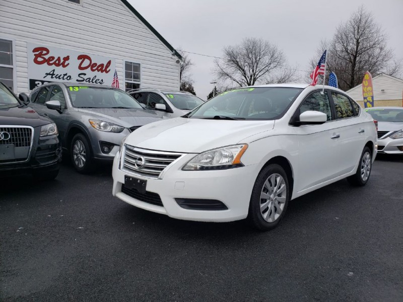 Nissan Sentra 2015 price $9,900 Cash