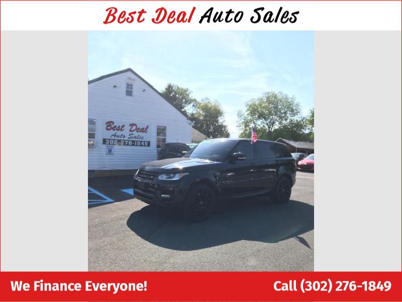 Land Rover Range Rover Sport 2014 price $39,000 Cash