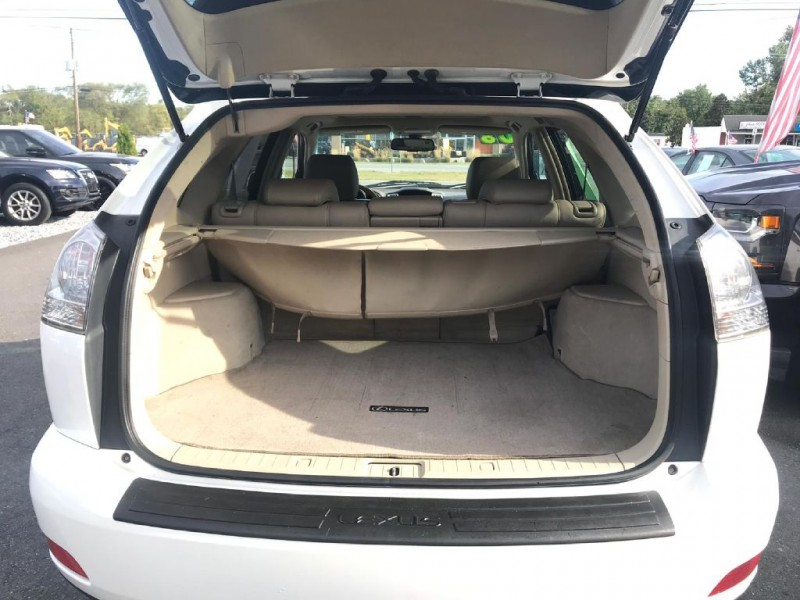 Lexus RX 350 2008 price $10,900 Cash