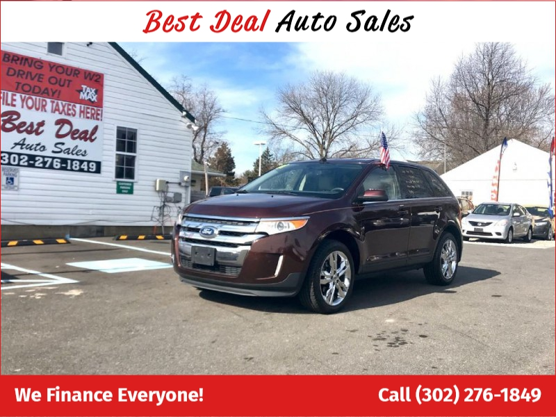 Ford Edge 2011 price $4,000 Down