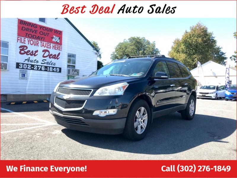 Chevrolet Traverse 2010 price $3,000 Down