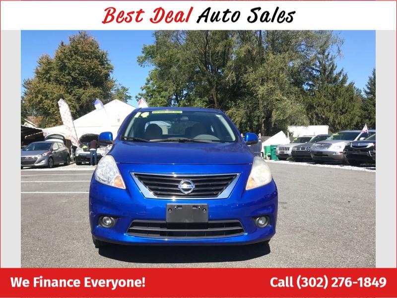 Nissan Versa 2014 price Call For Price