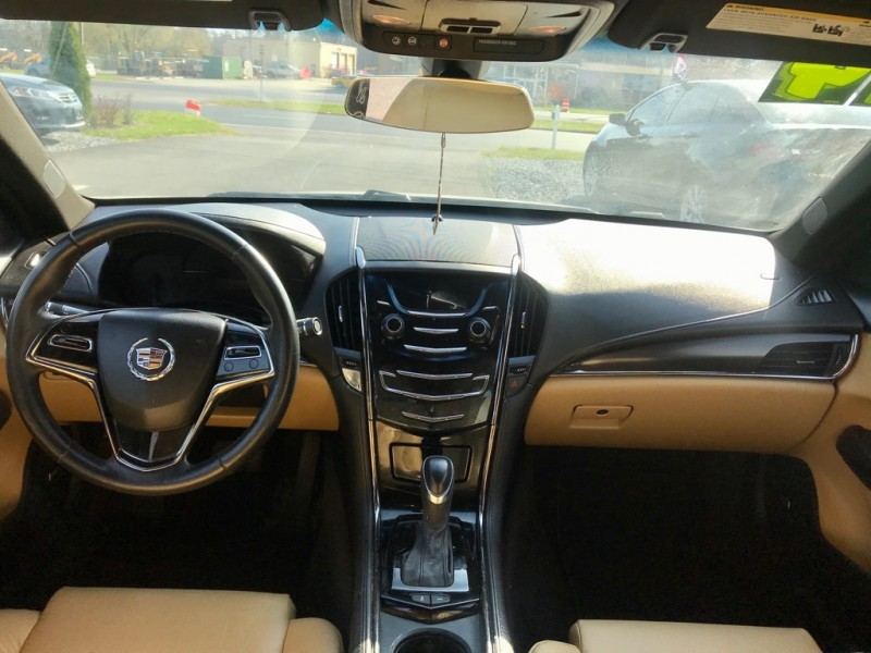 Cadillac ATS 2014 price Call For Price