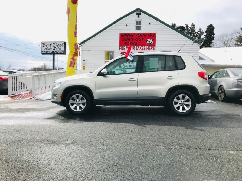 Volkswagen Tiguan 2009 price Call For Price