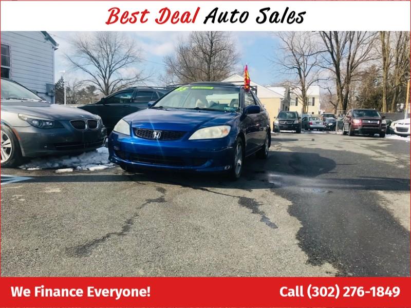 Honda Civic Cpe 2005 price Call For Price
