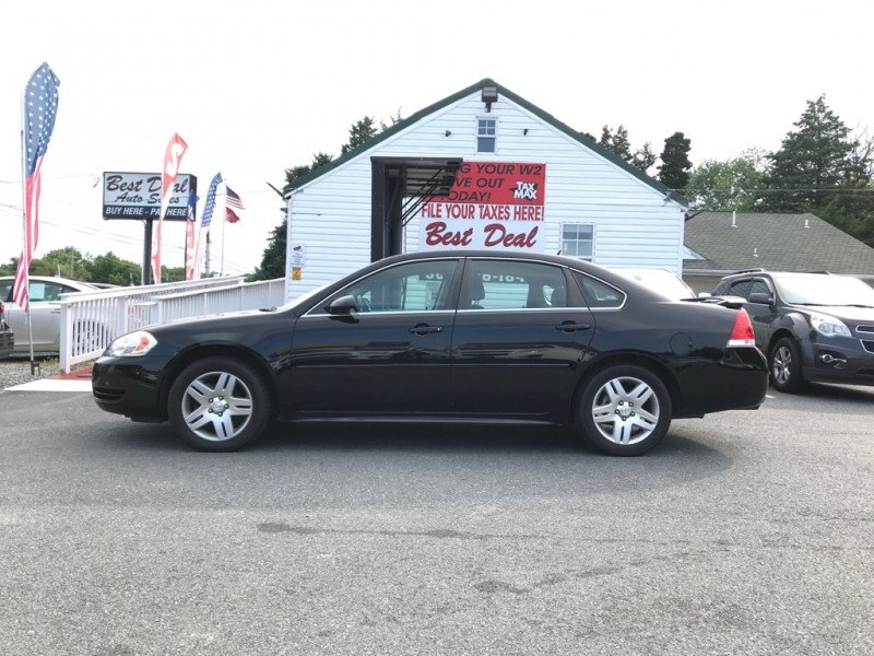 Chevrolet Impala Limited 2014 price Call For Price