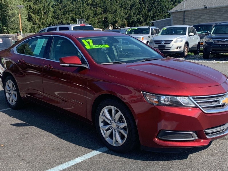 Chevrolet Impala 2017 price Call For Price