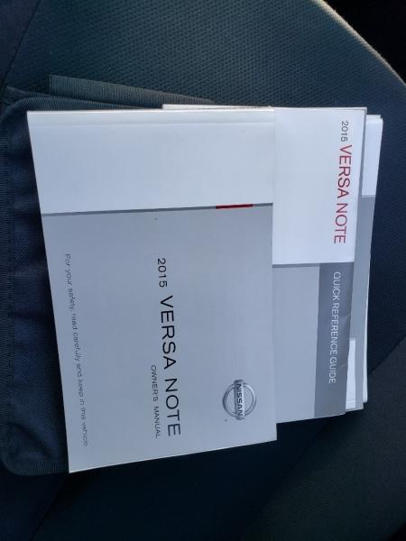 Nissan Versa Note 2015 price $8,995