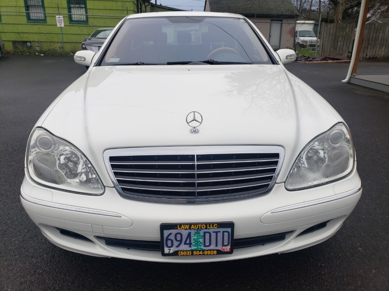 Mercedes-Benz S-Class 2005 price $6,995
