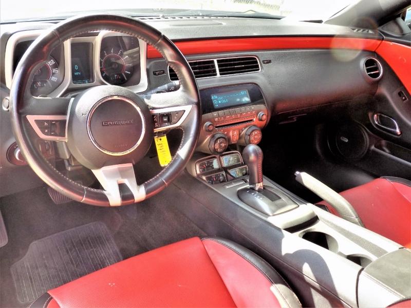 Chevrolet Camaro 2011 price Call For Price