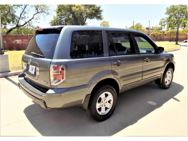 Honda Pilot 2007 price Call For Price