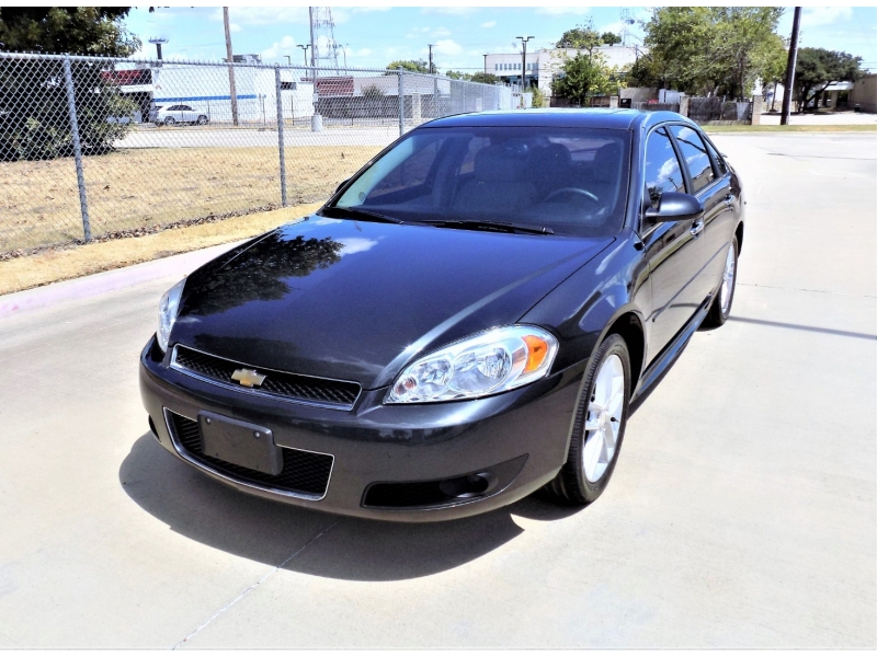 Chevrolet Impala Limited 2016 price Call For Price