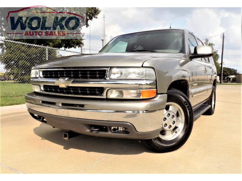 Chevrolet Tahoe 2002 price Call For Price