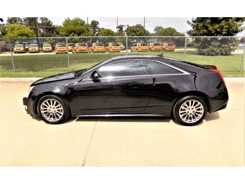 Cadillac CTS Coupe 2013 price Call For Price
