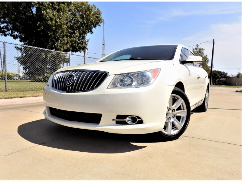 Buick LaCrosse 2013 price Call For Price