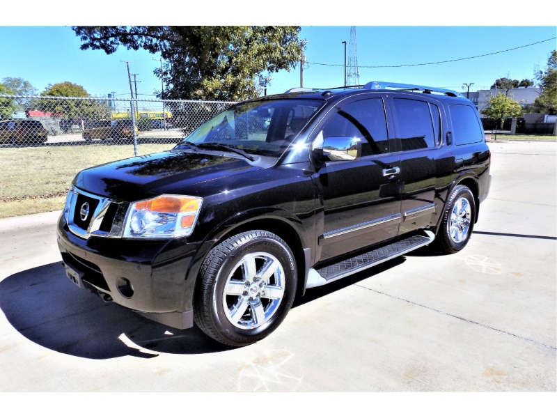 Nissan Armada 2013 price Call For Price