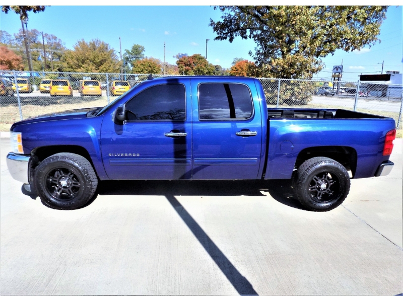 Chevrolet Silverado 1500 2013 price Call For Price