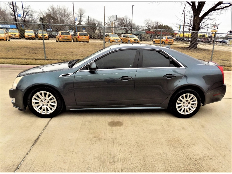 Cadillac CTS Sedan 2011 price Call For Price