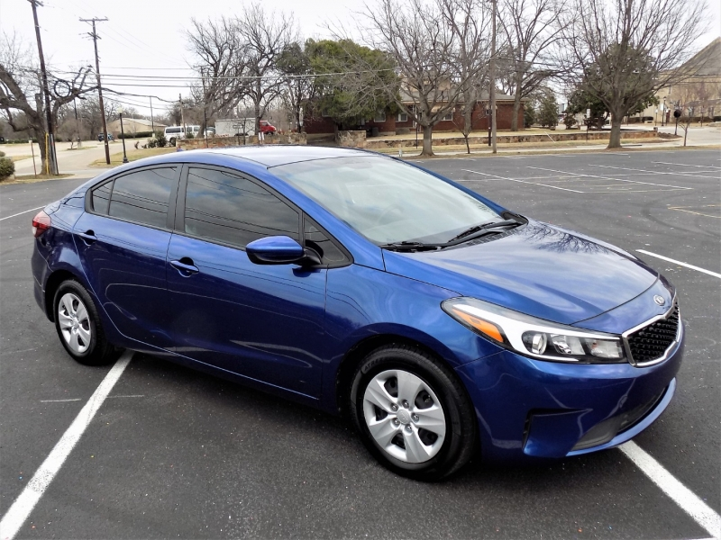 Kia Forte 2018 price Call For Price