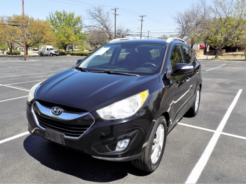 Hyundai Tucson 2010 price Call for Price