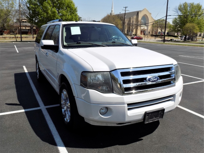 Ford Expedition EL 2011 price Call for Price