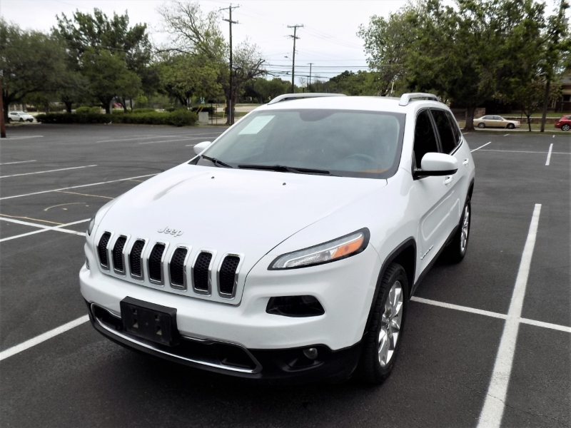 Jeep Cherokee 2015 price CALL FOR PRICE