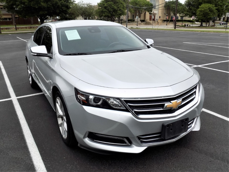 Chevrolet Impala 2016 price CALL FOR PRICE