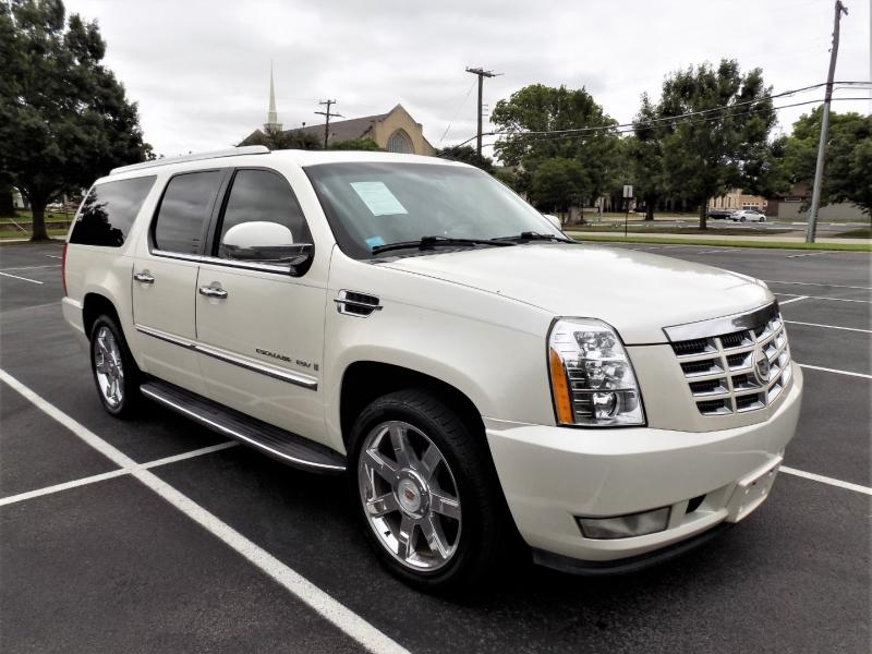 Cadillac Escalade ESV 2009 price CALL FOR PRICE