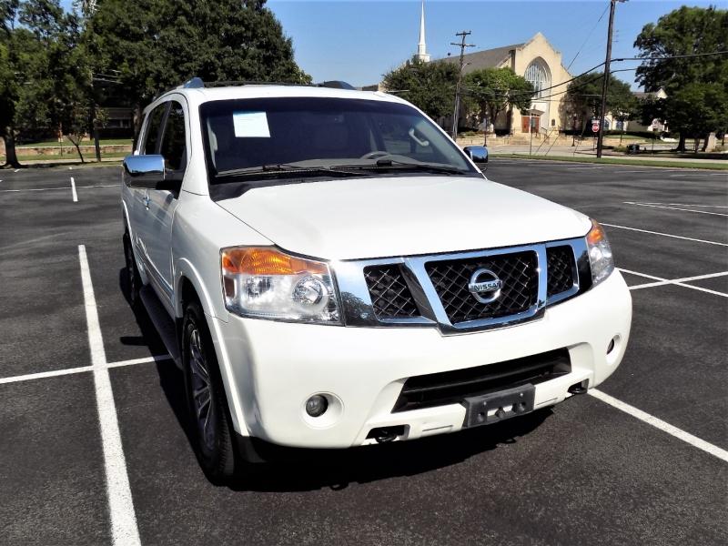 Nissan Armada 2015 price CALL FOR PRICE