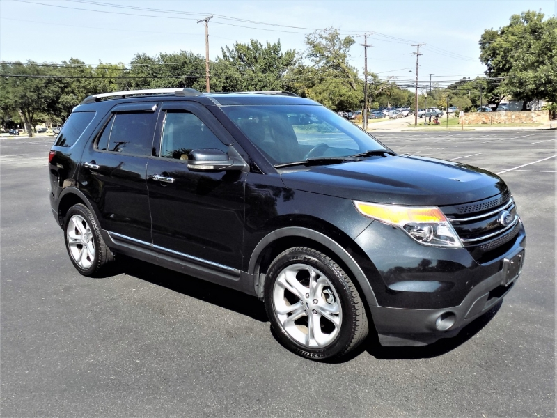 Ford Explorer 2013 price Call For Price