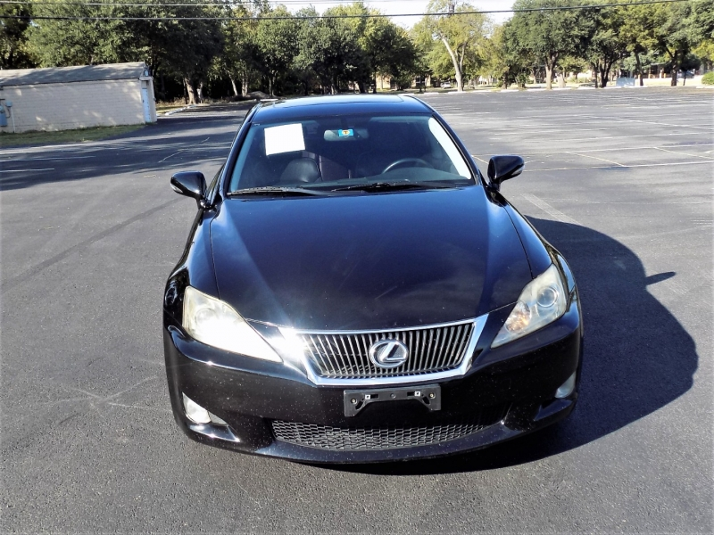 Lexus IS 250 2010 price CALL FOR PRICE