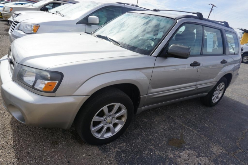 SUBARU FORESTER 2005 price Call for Pricing.