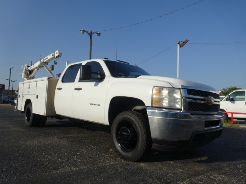 Chevrolet Silverado 3500HD 2011 price $25,900