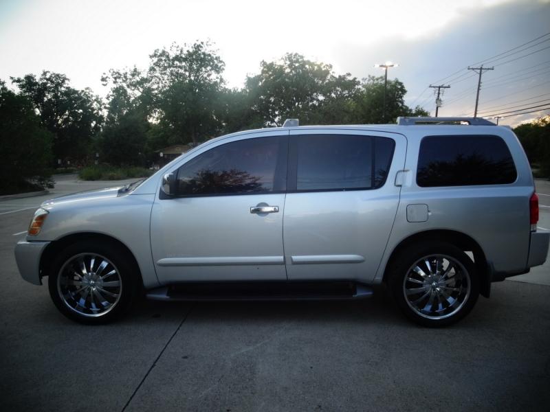Nissan Pathfinder Armada 2004 price $3,995
