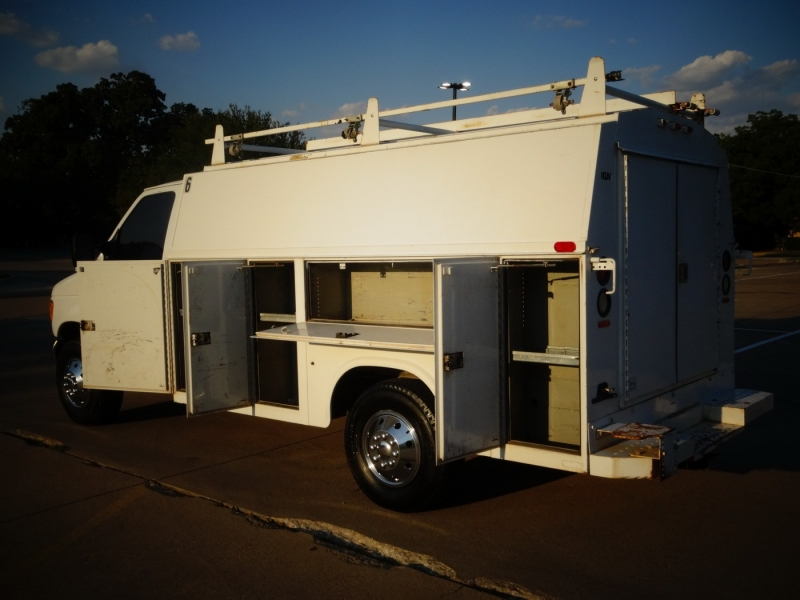 Ford Econoline Commercial Cutaway 2003 price $5,900