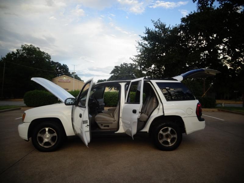 Chevrolet TrailBlazer 2007 price $3,795